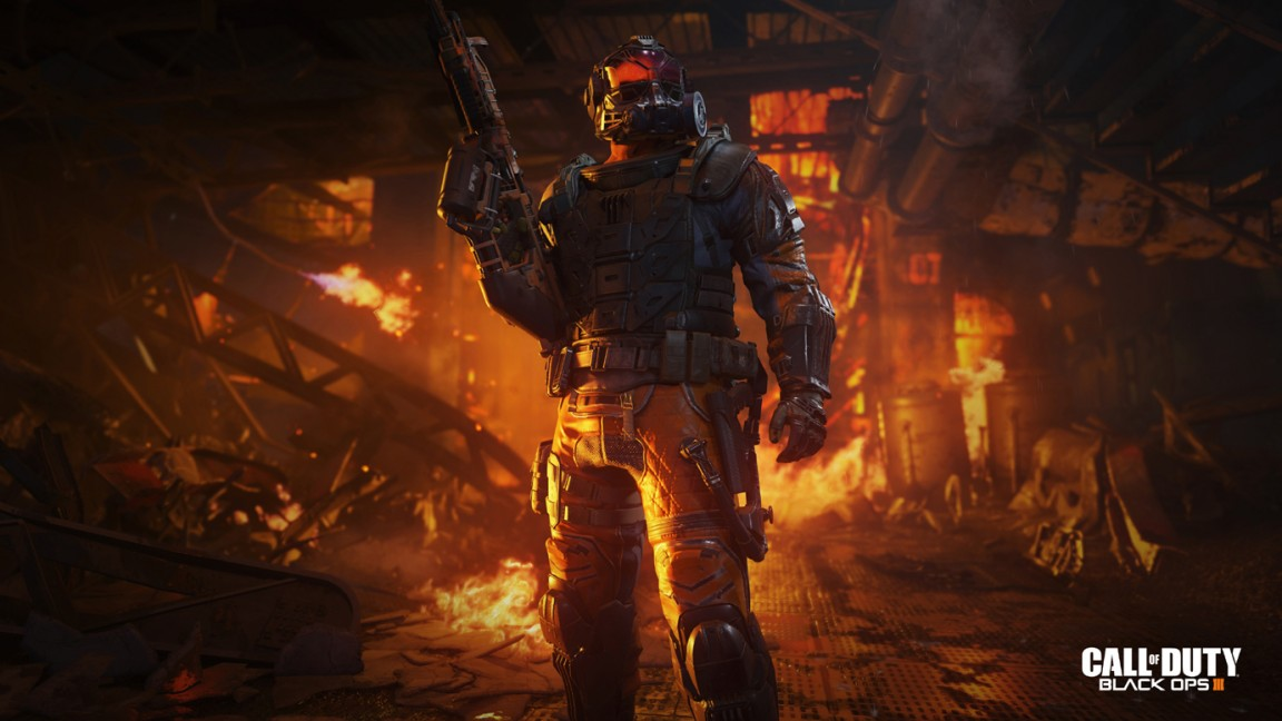 91% of UK Call of Duty: Black Ops 3 sales were on PS4/Xbox One