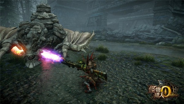 Monster-Hunter-Online-Gunlance-screenshot