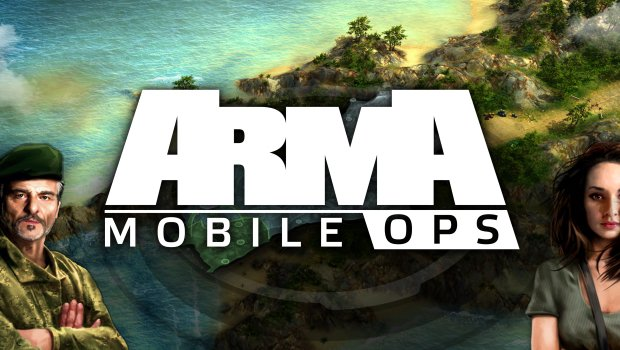 Arma Mobile Ops – Mobile game based on hit game series launches