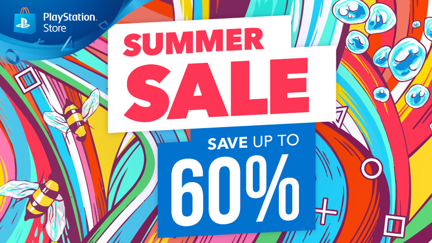 PSN Summer Sale In Europe Discounts New PS4, PS3, Vita Games | GamesCA