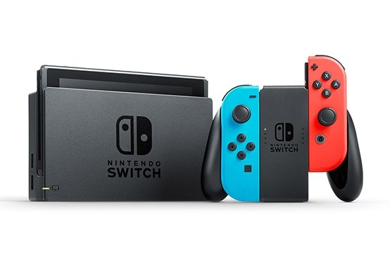 SWITCH SELLING 10% FASTER IN US THAN WII DURING THE SAME PERIOD ON THE MARKET