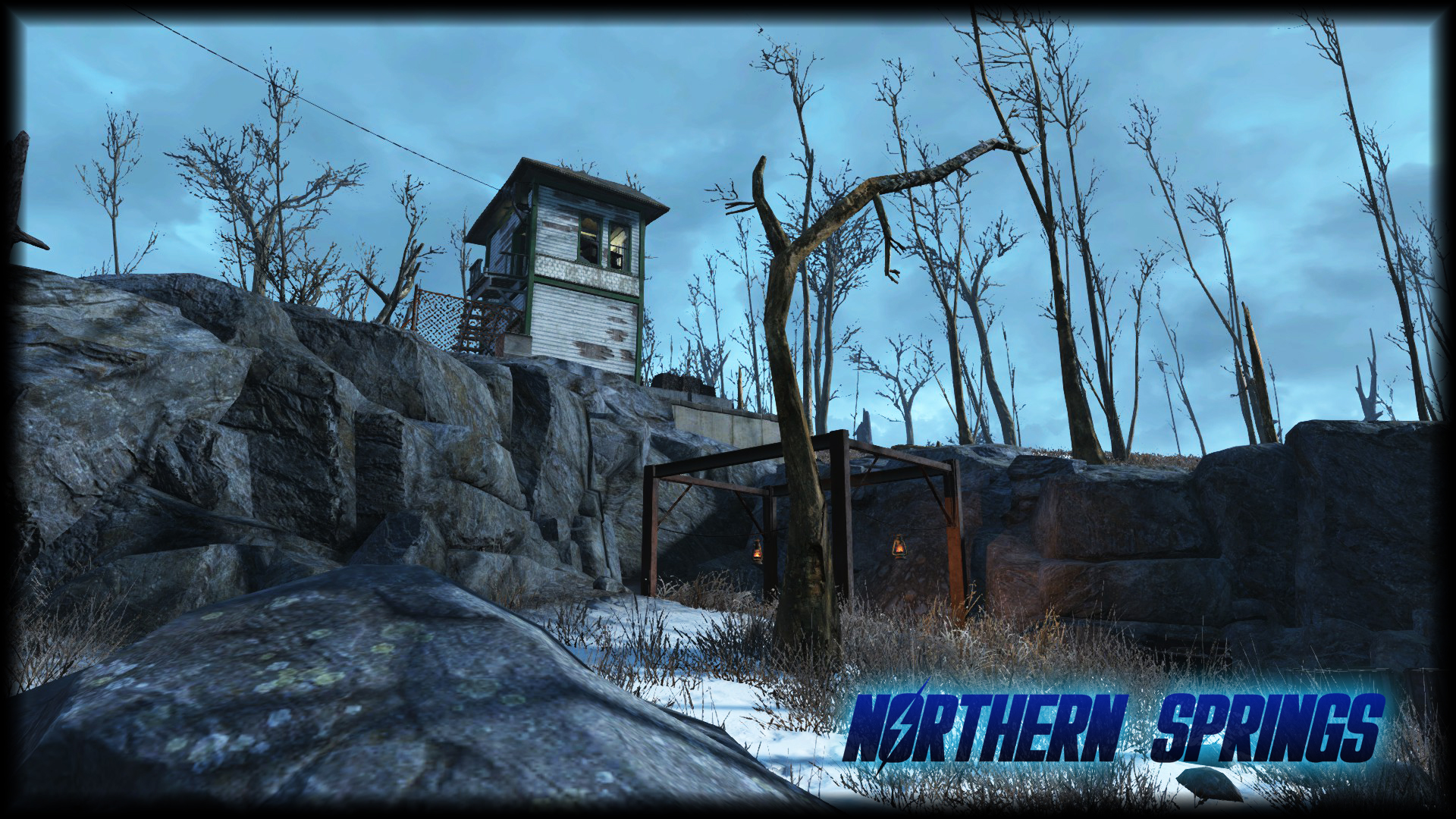 Fallout 4 Northern Springs is a huge fan DLC with snowy new